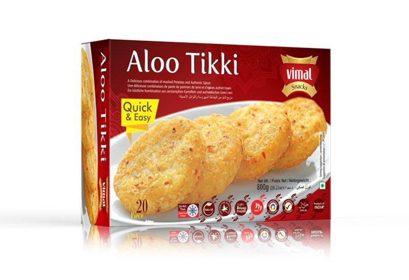 Aloo Tikki